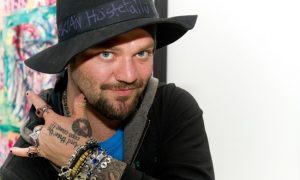 Bam Margera & Friends Art Exhibit Opening