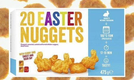 Easter Nuggets