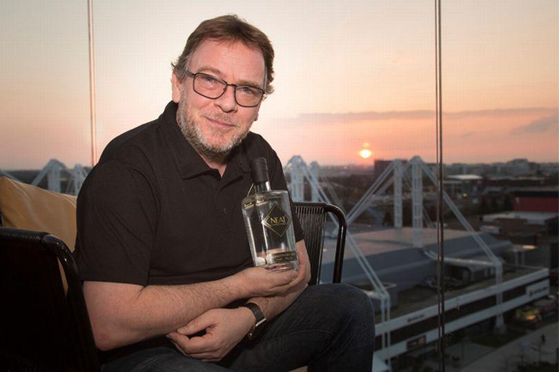 Ian Beale Gin