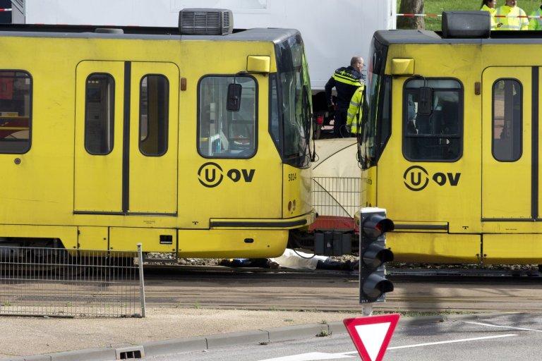 Tram Shooting