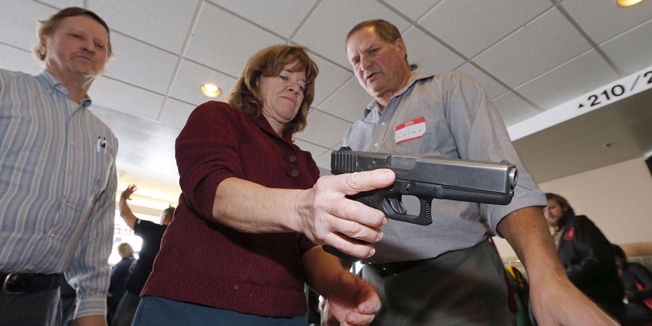 Teachers Guns