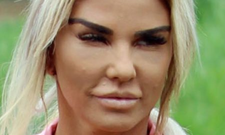 KAtie Price Face