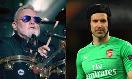 Petr Cech Roger Taylor