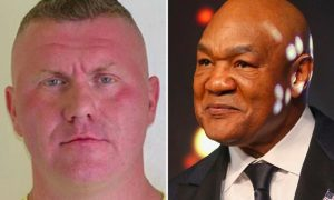 George Foreman Raoul Moat