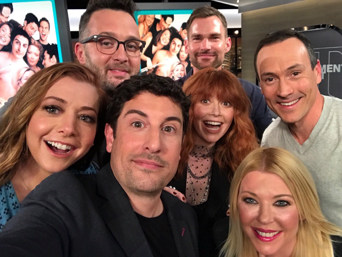 American Pie 2 Español the american pie cast were reunited for the film's 20th