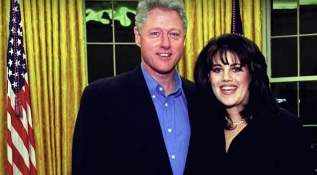 Bill and Monika