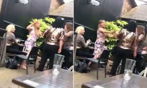 Wetherspoons fight