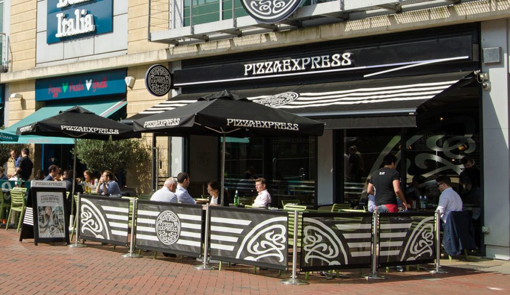 Wokings Pizza Express Has Been Flooded With Fake Reviews