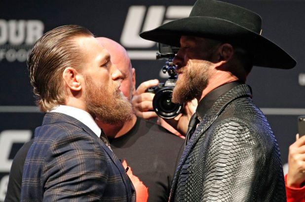 This Conor Mcgregor Donald Cerrone Hype Video Will Get You