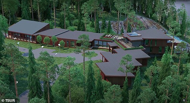 Vladimir Putin Has Made His £87m Siberian Mansion ...